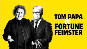 Netflix Is A Joke Fest Presents: Fortune Feimster & Tom Papa: Main Image