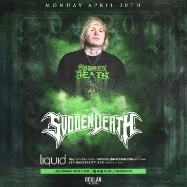 (POSTPONED) SVDDEN DEATH: Main Image