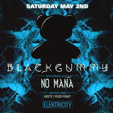 BLACKGUMMY + NO MANA: Main Image