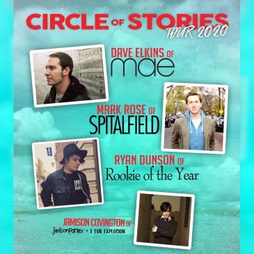 CANCELLED: Circle of Stories Tour @ HI-FI: Main Image