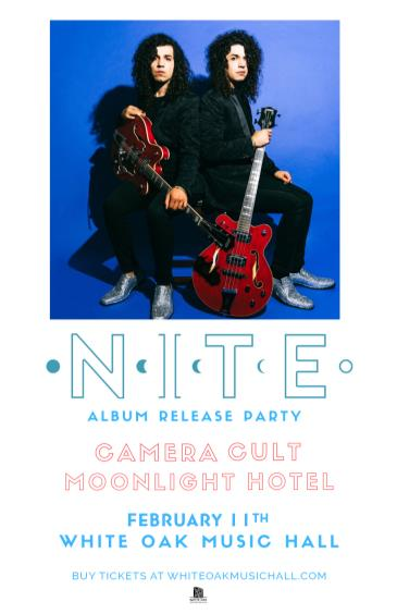 Nite with Camera Cult and Moonlight Hotel: Main Image