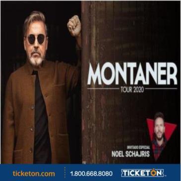 RICARDO MONTANER -MONTANER TOUR 2020
