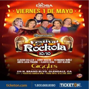 FESTIVAL DE LA ROCKOLA