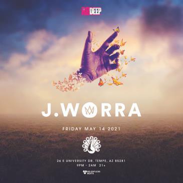 J Worra - NEW DATE: Main Image