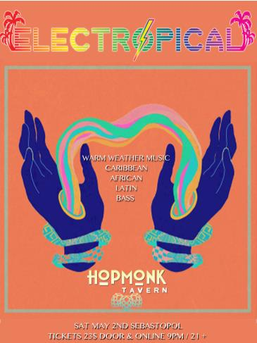 Electropical (RESCHEDULED FROM 5/2): Main Image