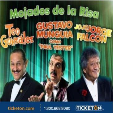 TEO GONZALEZ & JORGE FALCON: Main Image