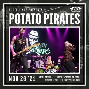 Potato Pirates: Main Image