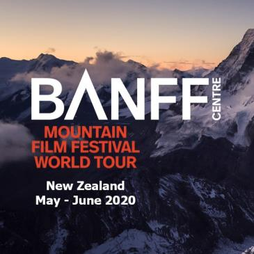 Banff Mountain Film Festival World Tour - Christchurch 2020-img