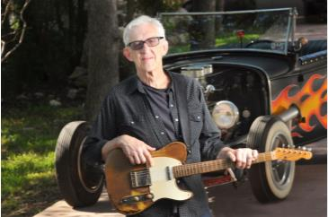 Bill Kirchen's Lost Planet Airmen (Cookout Concert Series): Main Image