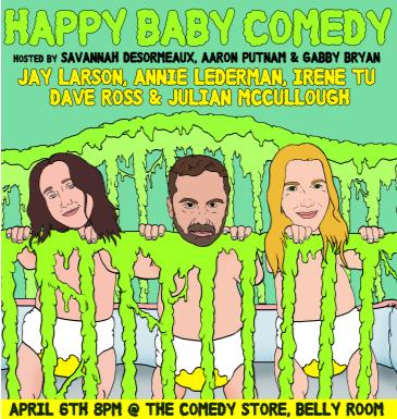 Cancelled: Happy Baby Comedy: Main Image