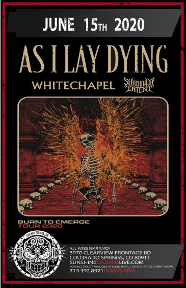 As I Lay Dying: Main Image
