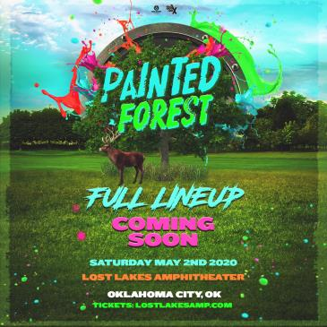 Painted Forest 2020 - Oklahoma City (Postponed to TBA)-img