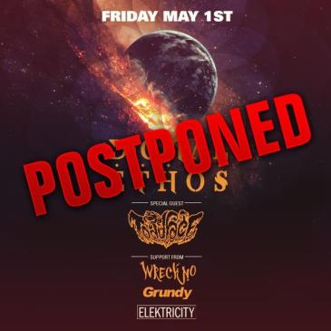 DIGITAL ETHOS W/ TOADFACE + WRECKNO - POSTPONED: Main Image