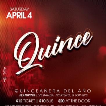 HU de CSUN Presents: QUINCE-img