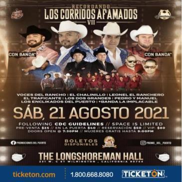 RECORDANDO LOS CORRIDOS PART 7: Main Image