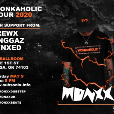 Monxx - IDL Ballroom (Tulsa) - Postponed to TBA-img