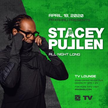 Paxahau Presents: Stacey Pullen - All Night Long: Main Image