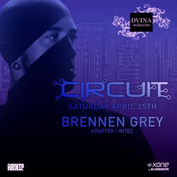 Postponed - Brennen Grey: Main Image