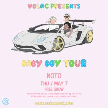 Volac: Baby Boy Tour: Main Image