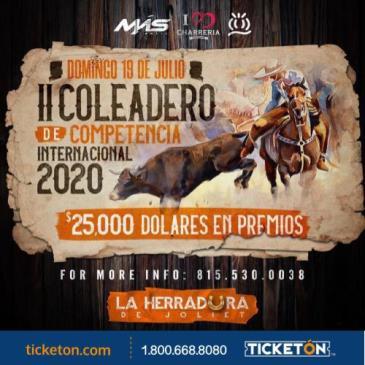 II COLEADERO DE COMPETENCIA INTERNACIONAL 2020: Main Image