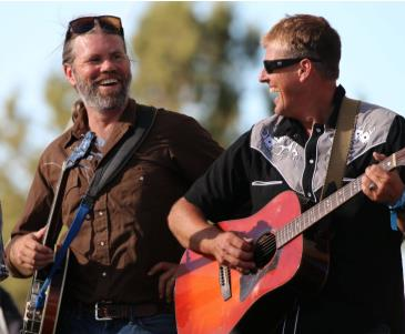 Whiskey Family Band + Josh Brough (Cookout Concert Series): Main Image