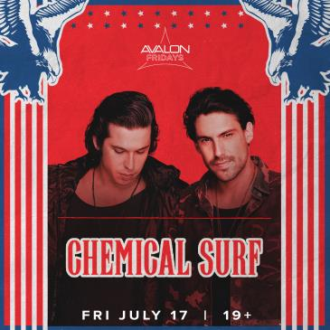 CHEMICAL SURF - U.S . TOUR: Main Image