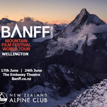 Banff Mountain Film Festival World Tour 2020 Wellington Red-img