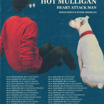 Hot Mulligan: You'll Be Fine Tour w/ Heart Attack Man-img