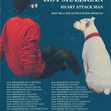 Hot Mulligan - Youll Be Fine Tour-img
