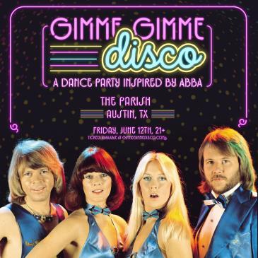 Gimmie Gimmie Disco-img