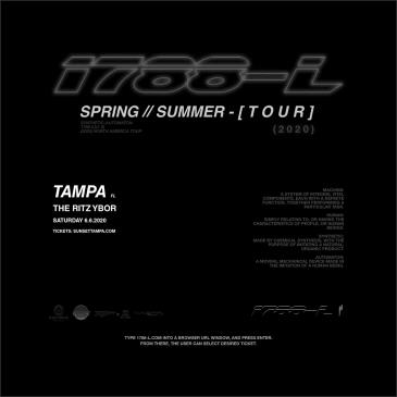 1788-L - TAMPA - CANCELLED: Main Image