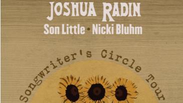 Songwriter Circle feat. Joshua Radin, Son Little, and Nicki: Main Image