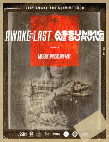 Awake At Last *Postponed TBD*: Main Image