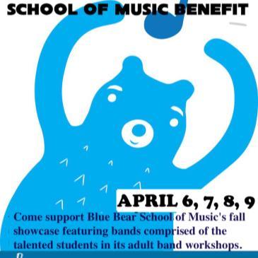 *POSTPONED*  - Blue Bear School Of Music Benefit-img