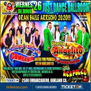 GRAN BAILE ARRECHO 2020