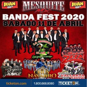 BANDA FEST 2020: Main Image