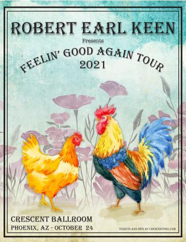 ROBERT EARL KEEN: