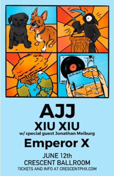 AJJ: Main Image
