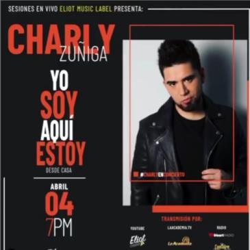 LIVE - CHARLY ZUÑIGA