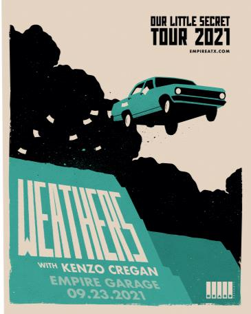 Weathers w/ Kenzo Cregan: Main Image