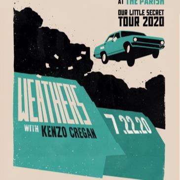 Weathers: Our Little Secret Tour w/ Kenzo Cregan-img