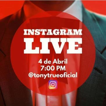 LIVE - TONY TRUE