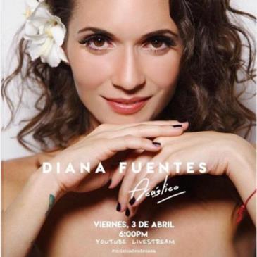 LIVE - DIANA FUENTEZ
