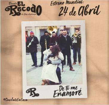 LIVE - BANDA EL RECODO ONLINE: Main Image