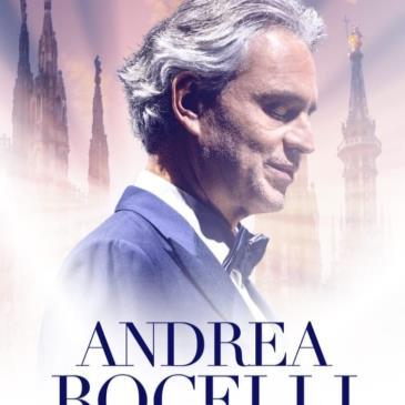 LIVE - ANDREA BICELLI ONLINE