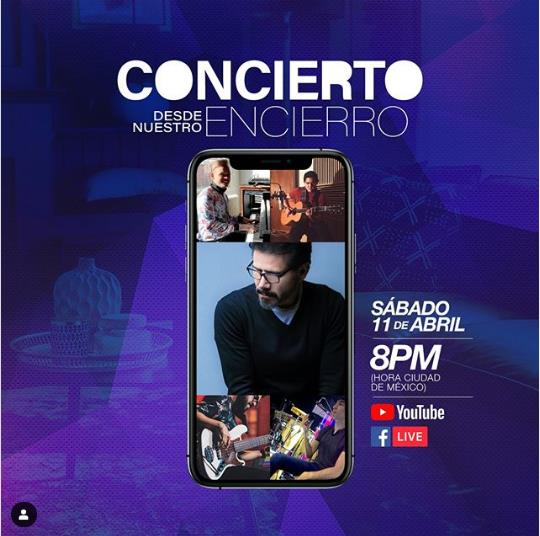 Jesus Adrian R Online Free Live Concierto En Casa Ticketon