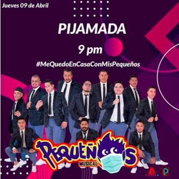 LIVE - PEQUENOS MUSICAL ONLINE: Main Image