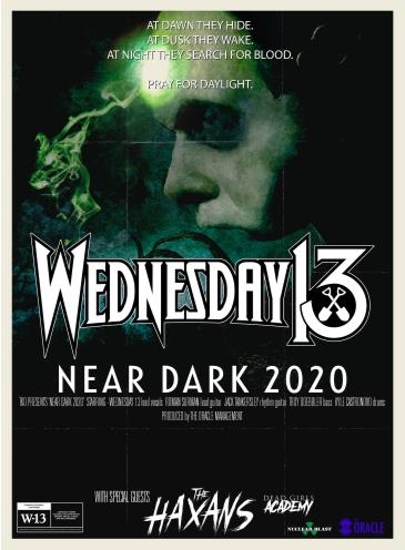 Wednesday 13 - CANCELLED: Main Image