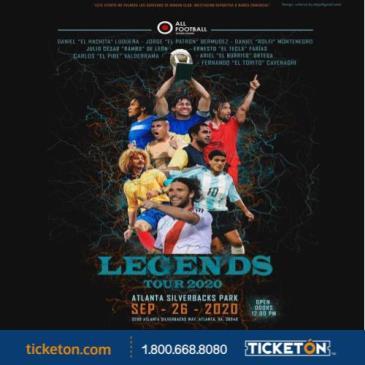LEGENDS TOUR 2020
