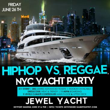 NY Hip Hop vs. Reggae® Summer Midnight Yacht Party-img